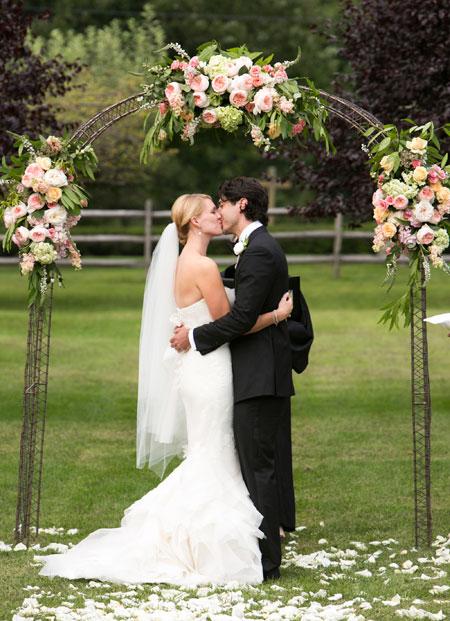 pink-floral-wedding-arbor