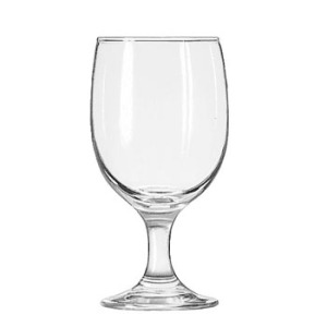 Water Goblet Glass